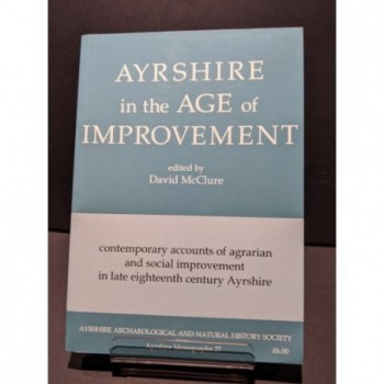 Ayrshire in the Age of Improvement Book by McClure, David (ed)