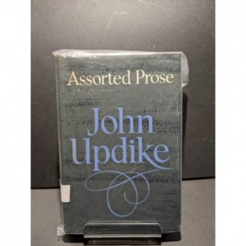 Assorted Prose Book by Updike, John