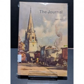 The Journal 1961-62 Book
