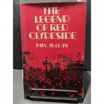 The Legend of Red Clydeside Book by McLean, Iain