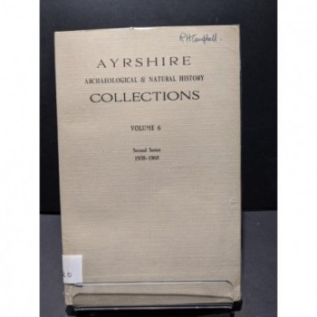 Ayrshire Collections 1958-1960 Book