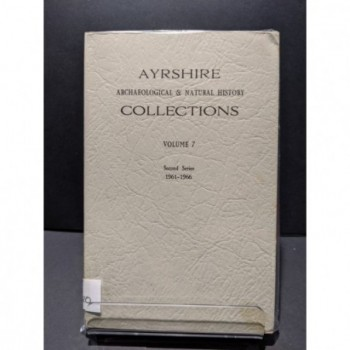 Ayrshire Collections 1961 - 1966 Book