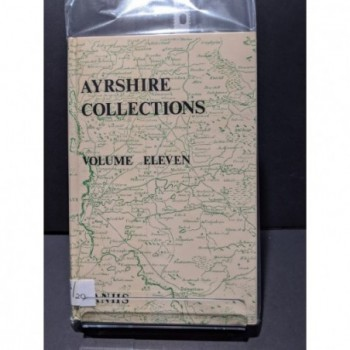 Ayrshire Collections 1973-1976 Book