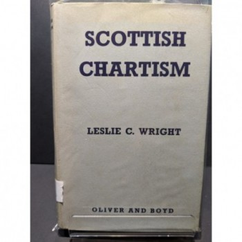 Scottish Chartism Book by Wright, Leslie C