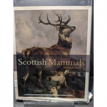 Scottish Mammals Book by Hull, Robin