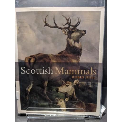Scottish Mammals Book by Hull, Robin
