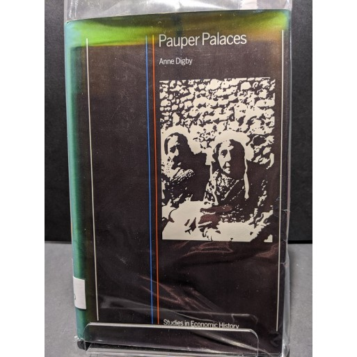 Pauper Palaces Book by Digby, Anne