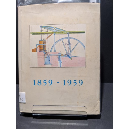 Vulcan: The History of One Hundred Years of Engineering and Insurance Book by Chaloner, W H