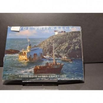 Clyde Shipwrecks Book by Moir & Crawford