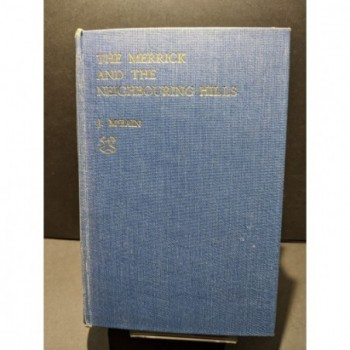 The Merrick and the Neighbouring Hills Book by McBain, J
