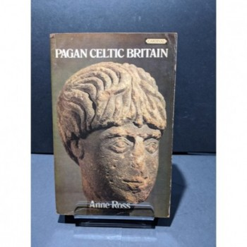 Pagan Celtic Britain Book by Ross, Anne