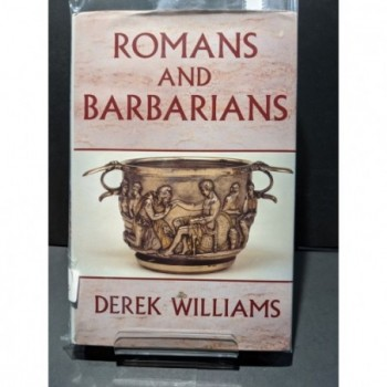 Romans and Barbarians Book by Williams, Derek