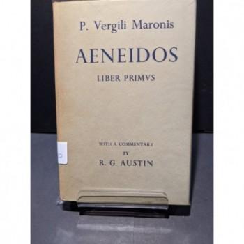 Aeneidos: Liber Primus Book by P. Vergili Maronis