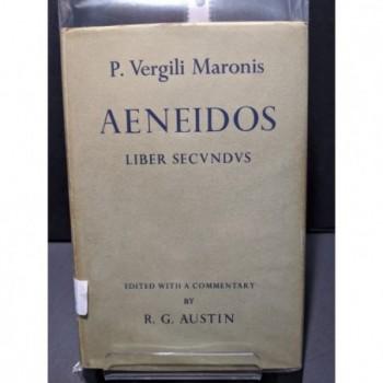 Aeneidos: Liber Secundus Book by P. Vergili Maronis