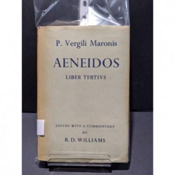 Aeneidos: Liber Tertius Book by P. Vergili Maronis