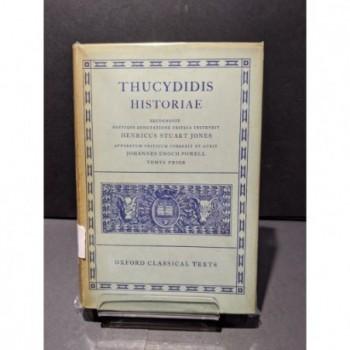 Thucydidis:  Historiae Tomus Prior Book