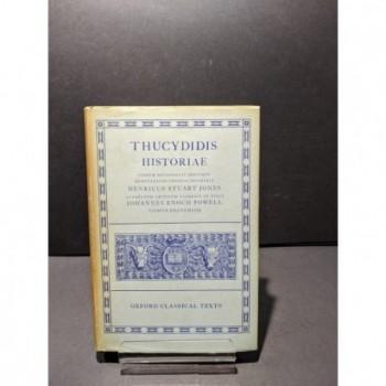 Thucydidis:  Historiae Tomus Posterior Book