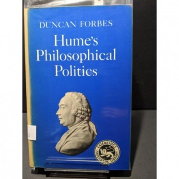 Hume's Philosophical Politics Book by Forbes, Duncan
