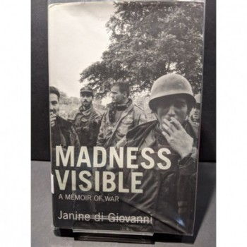 Madness Visible Book by di Giovanni, Janine