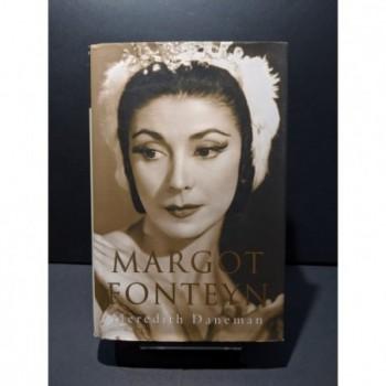 Margot Fonteyn Book by Daneman, Meredith