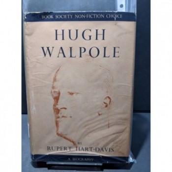 Hugh Walpole Book by Hart-Davis, Rupert