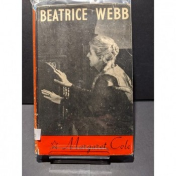 Beatrice Webb Book by Cole, Margaret