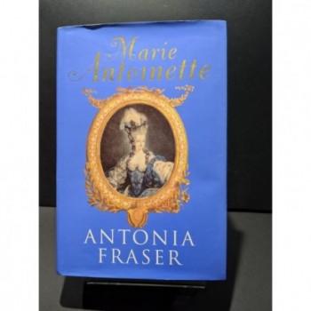 Marie Antoinette Book by Fraser, Antonia