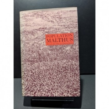 Population Malthus: His Life & Times Book by James, Patricia