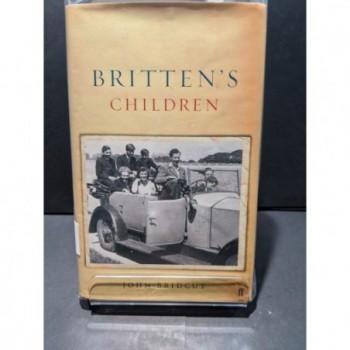 Britten's Children Book by Bridcut, John