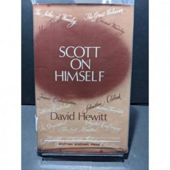 Scott on Himself Book by Hewitt, David (ed)