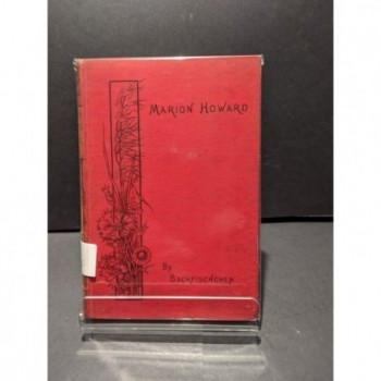 Marion Howard Book by Backfischchen