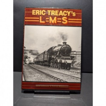 Eric Treacy's LMS Book by Jenkinson & Whitehouse
