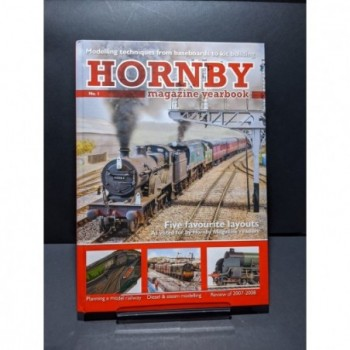 Hornby Magazine Yearbook No I Book by Wild, Mike (ed)