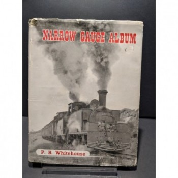 Narrow Gauge Album Book by Whitehouse, P B
