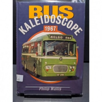 Bus Kaleidoscope 1967 Book by Wallis, Philip