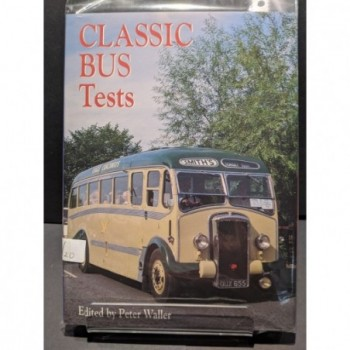 Classic Bus Tests Book by Waller, Peter (ed)