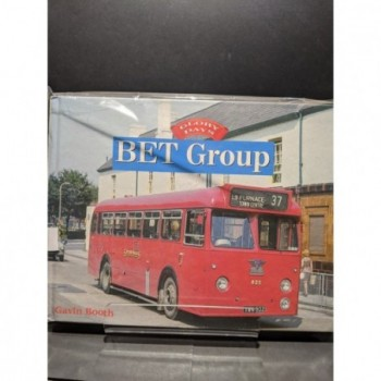 BET GROUP Book by Booth, Gavin
