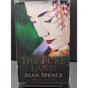 The Pure Land Book by Spence, Alan