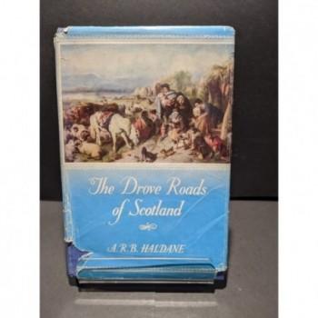 The Drove Roads of Scotland Book by Haldane, A R B
