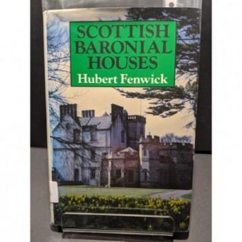 Scottish Baronial Houses Book by Fenwick, Hubert