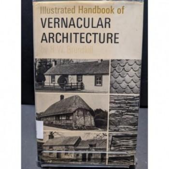 Illustrated Handbook of Vernacular Architecture Book by Brunskill, R W