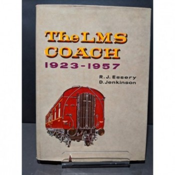 The LMS Coach 1923-1957 Book by Essery & Jenkinson