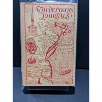 Whitefield's Journals Book by Whitefield, George