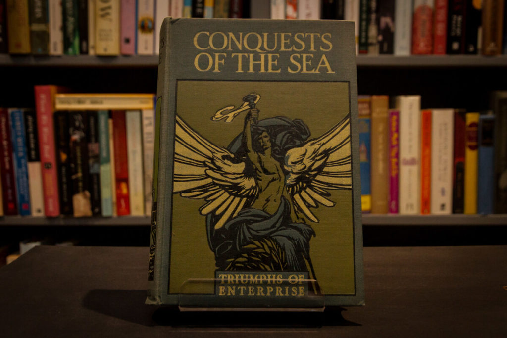 Conquests of the Sea